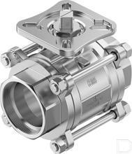 Kogelkraan VZBE-21/2-WA-63-T-2-F0710-V15V15 productfoto