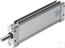 Vlakke cilinder DZF-18-125-A-P-A productfoto