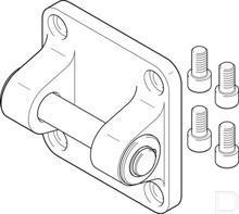 Zwenkflens SNGB-200-B productfoto