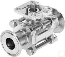 Kogelkraan VZBD-2-S1-16-T-2-F0507-V14V14 productfoto