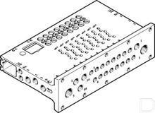 Aansluitstrip VABM-L1-10HWS2-G18-8-GR productfoto