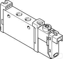 Magneetventiel VUVG-L10-M52-RT-M5-1H2L-W1 productfoto