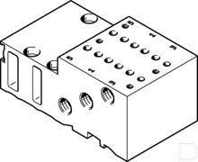 Aansluitblok MHP2-PR2-5 productfoto