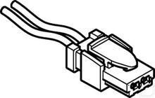 Connector met kabel NEBV-HSG2-KN-0.5-N-LE2 productfoto