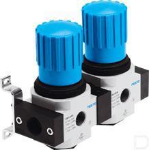 Drukregelventielbatterij LRB-1/2-D-O-K2-MIDI productfoto