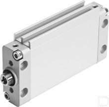 Vlakke cilinder DZF-25-50-P-A productfoto