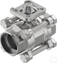 Kogelkraan VZBE-11/4-WA-63-T-2-F0405-V15V15 productfoto