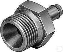 Opsteeknippel-schroefkoppeling CN-3/8-PK-6 productfoto