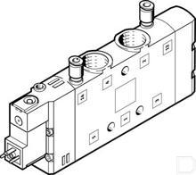 Magneetventiel CPE24-M1H-5LS-3/8 productfoto