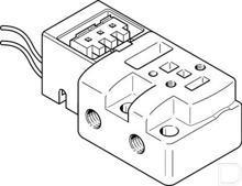 Individuele aansluitplaat MHP1-AS-3-M3-PI productfoto