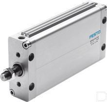 Vlakke cilinder DZF-50-200-A-P-A productfoto
