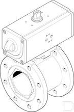 Kogelkraan-aandrijfeenheid VZBC-80-FF-16-22-F07-V4V4T-PP180-R-90-C productfoto