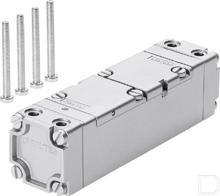 Pneumatisch ventiel CJ-5/2-1/4 productfoto
