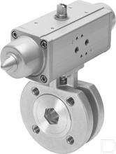 Kogelkraan-aandrijfeenheid VZBC-50-FF-40-22-F0507-V4V4T-PS90-R-90-4-C productfoto