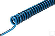 Duo-spiraalleiding (kunststof) PUN-6X1-S-2-DUO-BS productfoto