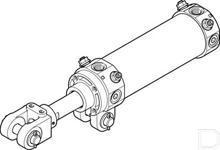 Scharniercilinder DWB-50-75-Y-AB productfoto