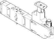 Regelplaat VABF-S3-2-R6C2-C-10 productfoto