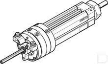 Lineaire zwaai-eenheid DSL-20-25-270-P-A-S2-KF-B productfoto