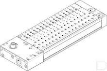 Aansluitstrip VABM-C8-12E-G14-35-PT-L productfoto