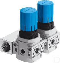 Drukregelventielbatterij LRB-1/4-DB-7-O-K2-MINI productfoto