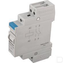Fin Relais 1M+1V 20A, 12VDC productfoto
