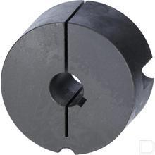 Klembus taperlock 2517 Ø20mm spie 6mm productfoto