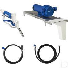 Pomp 30l/min 24V handmatig tankpistool geschikt voor AdBlue® productfoto