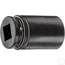 "Krachtdopsleutel 3/4"" 4-kant met dop 17mm  productfoto"