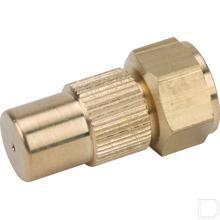 """Regelbare Sproeidop 1,3mm G1/4"""" productfoto"""
