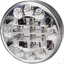 Knipper- en positielicht LED ValueFit rond voorzijde 10/30V productfoto
