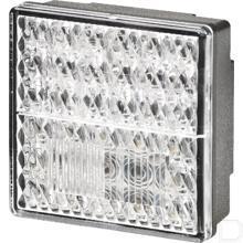 Mist- en achteruitrijlicht LED ValueFit vierkant 12V productfoto