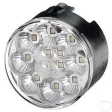 Positielicht LED rond voorzijde 12V productfoto