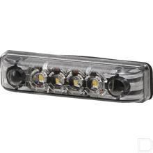 Positielicht LED ValueFit rechthoek voorzijde 12V productfoto