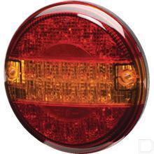 Achterlicht ValueFit LED rond 10/30V productfoto