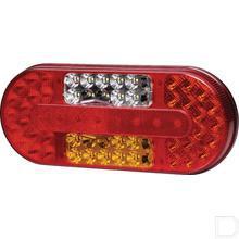 Achterlicht ValueFit LED rechts rechthoek 10/30V productfoto