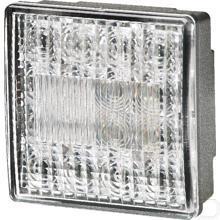 Achteruitrijlicht LED vierkant inbouw12V productfoto