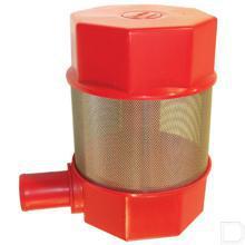 Voetfilter 40mm slangaansl. productfoto