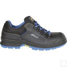 Werkschoen Bionik Ultron unisex S3 maat 39 laag model zwart / blauw productfoto