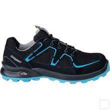 Werkschoen Enduro Cross Safety unisex S3 maat 42 laag model zwart / blauw productfoto