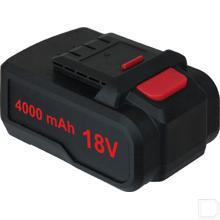 Accu Li-on 18V 4,0Ah productfoto