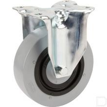 Bokwiel 125mm polyamide productfoto
