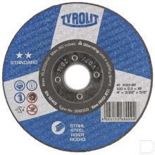 Doorslijpschijf 178x3x22.2 Staal A30S-BF productfoto