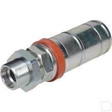 Snelkoppeling M26x1,5 uitwendig 18L Schot montage productfoto