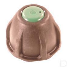 Membraanafsluiter (groen) productfoto
