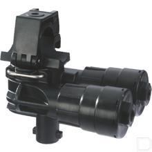 Selejet 2-v. dophouder 25mm productfoto
