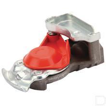 Koppelingskop M22x1,5mm rood productfoto