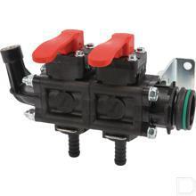 Prop. ventieleenheid 2W T5M productfoto