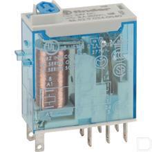 Fin Relais 2W 8A, 24VDC productfoto