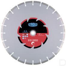 Diamantschijf DCC LL Standaard 350x20 productfoto