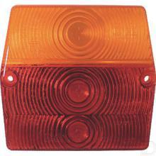 Lampglas rechthoek productfoto